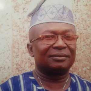 Eld. Amb. Charles Nwarache