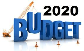 BUDGET FOR 2020