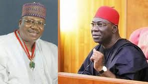 LAWAN and EKWEREMADU