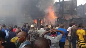 OCHANJA FIRE VICTIMS
