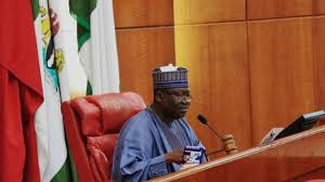 President of the Senate, Dr. Ahmad Lawan
