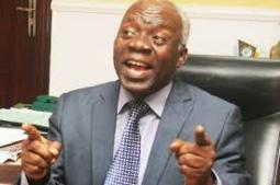 human rights lawyer Mr. Femi Falana